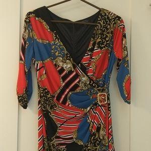 Tahari dress, 6p